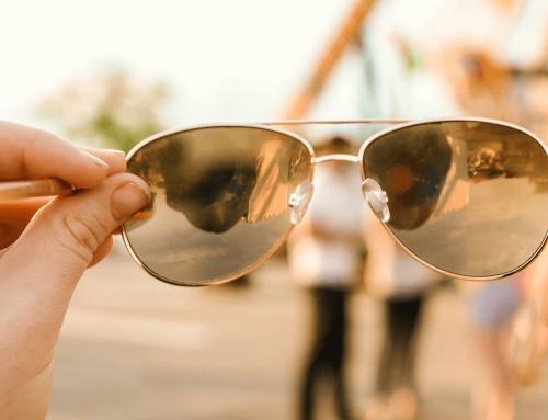 Λίγα λόγια για τα γυαλιά ηλιου